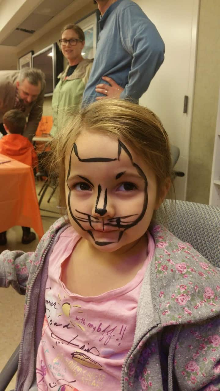 face painting in newton wellesley