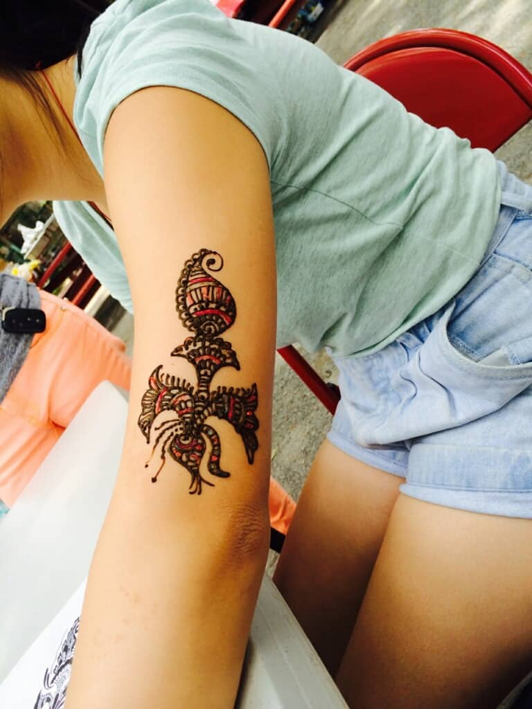 Henna designs boston