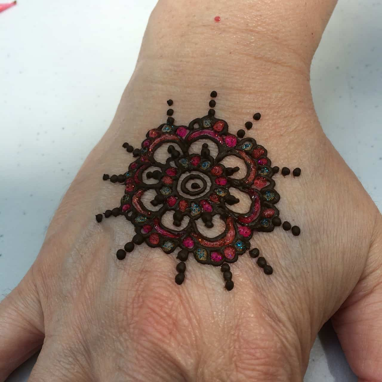 henna at your event