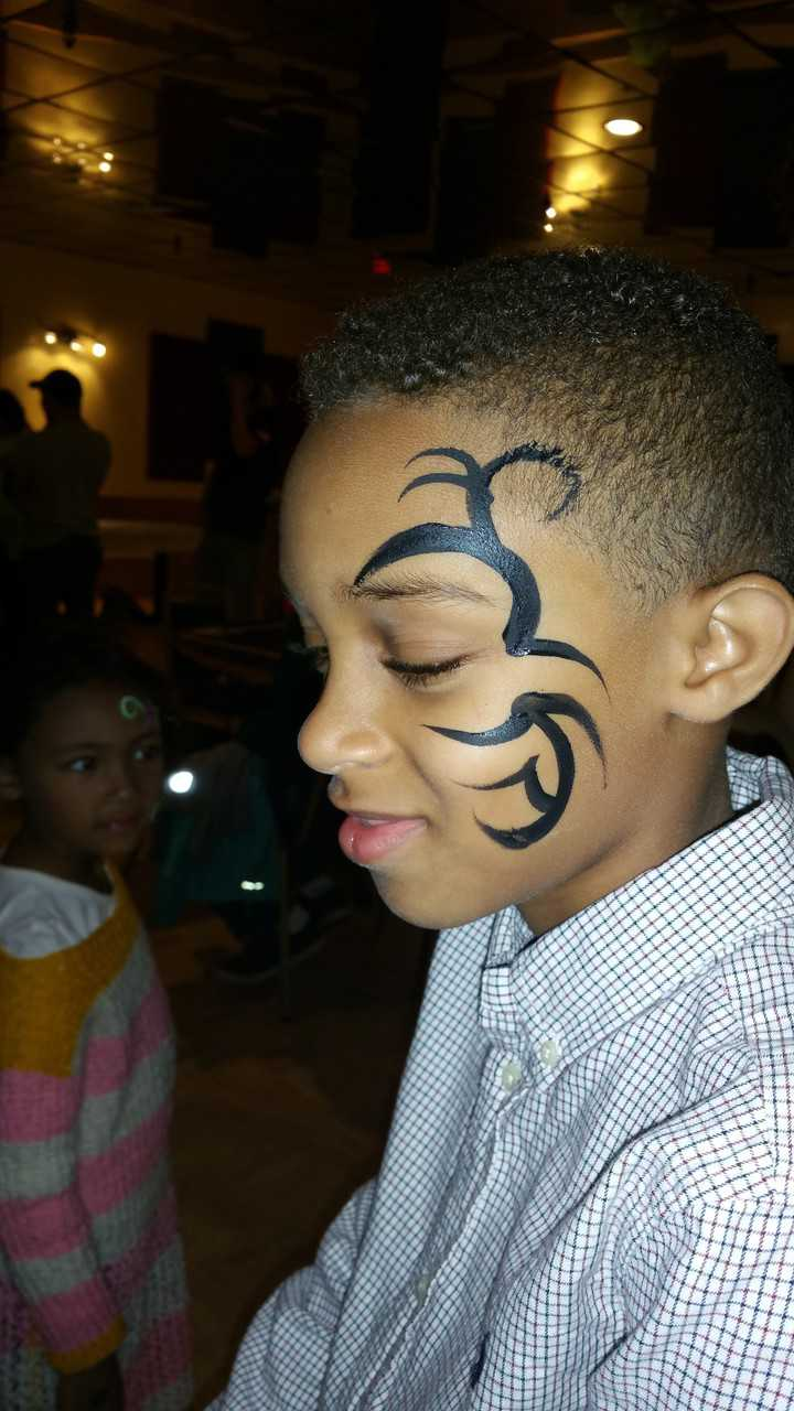 Professional Face Painters Airbrush Boston