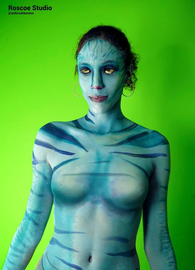 Body Painters Airbrush Boston