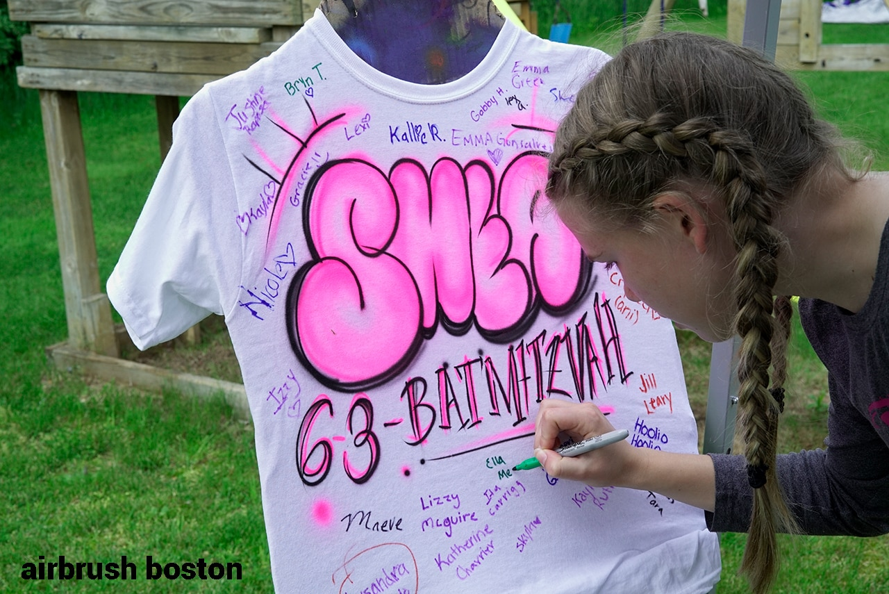 Airbrush Boston Talented Airbrush Artists For Your Party